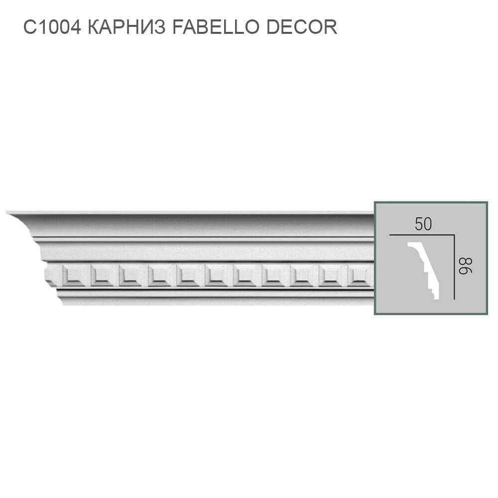 C1004 Fabello Decor карниз