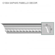 C1004 Fabello Decor карниз, фото 1