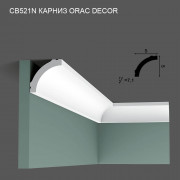 CB521N Orac Decor карниз