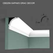CB525N Orac Decor карниз