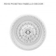R316 Fabello Decor розетка