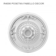 R4006 Fabello Decor розетка