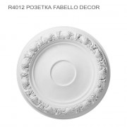 R4012 Fabello Decor розетка