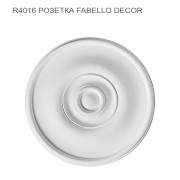R4016 Fabello Decor розетка