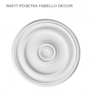 R4017 Fabello Decor розетка, фото 1