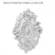 R4019 Fabello Decor розетка