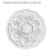 R4023 Fabello Decor розетка