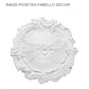 R4025 Fabello Decor розетка