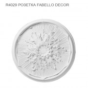 R4029 Fabello Decor розетка