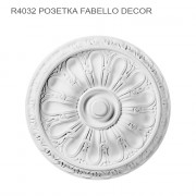 R4032 Fabello Decor розетка