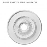 R4039 Fabello Decor розетка