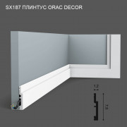SX187 Orac Decor плинтус